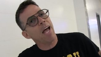 Steve-O Challenges Justin Bieber To A Fight In Place Of Tom Cruise And He Already Talked To Dana White About Fight