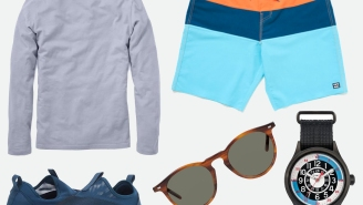 Steal This Look: Aquatic