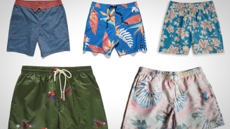 5 Pairs Of Swim Shorts To Guide You Through Summer 2019