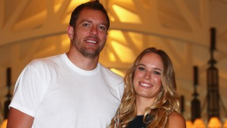 Tennis Star Caroline Wozniacki And Ex-NBA Player David Lee Finally Got Married