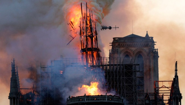 The Billionaires Who Pledged Millions To Notre Dame Havent Paid Yet