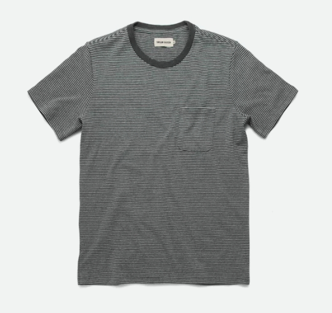 The Heavy Bag Tee from Taylor Stitch