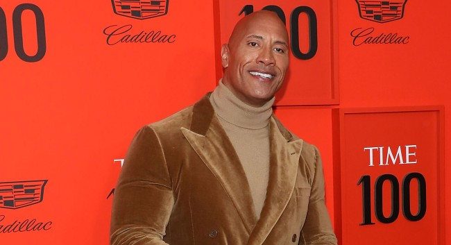 The Rock Shared Inspiring Video Of Him At 29 Laying Out His Life Goals