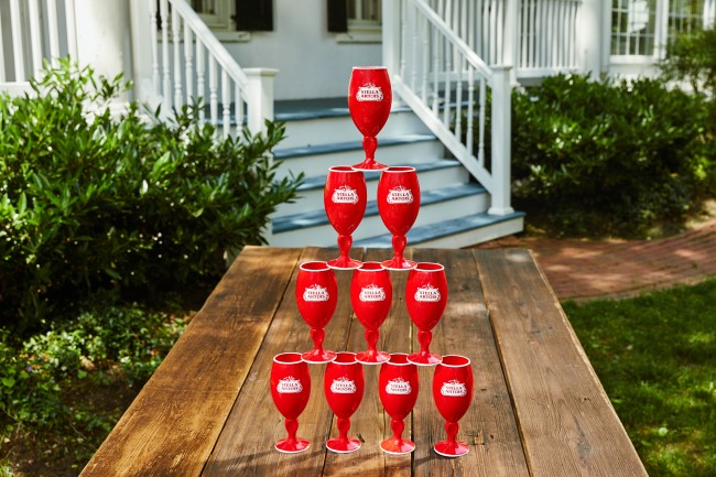 Red Stella Cup