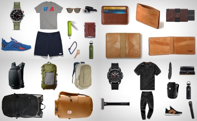 things we want gear guide for men