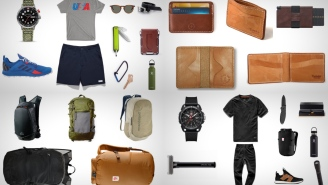 50 'Things We Want' This Week: CBD Goodies, Backpacks, Omega Watches, And More