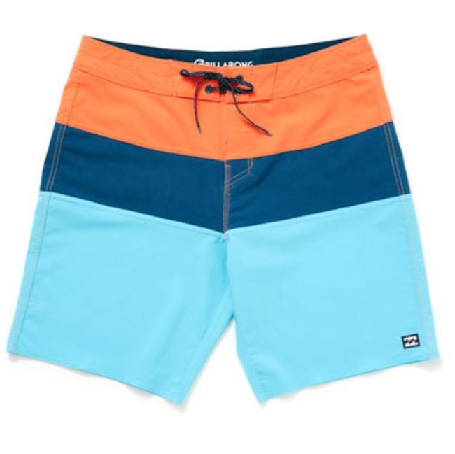 Tribong Pro Solid Colorblock Boardshort