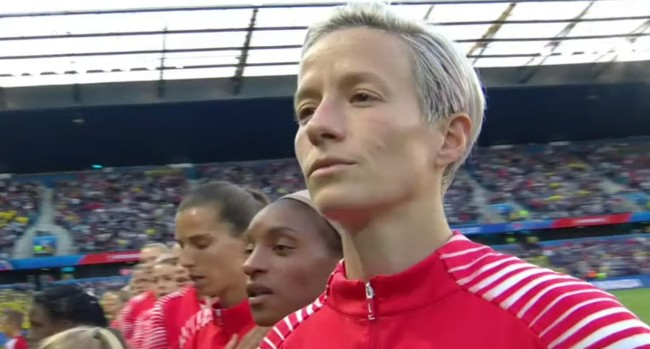 Trump Fires Back At Megan Rapinoe On Twitter Tags Wrong Person