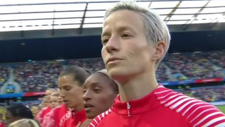 President Trump Fired Back At Megan Rapinoe For Her White House Diss, But, Whoops, He Tagged The Wrong Person