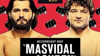 Jorge Masvidal Can Do Much More Than Box, But Will He Bring His Favorite Three Piece Combo To UFC 239?