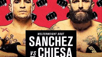 Michael Chiesa Isn't Just Fighting Diego Sanchez At UFC 239, He's Also Here To Sell You On The Best Pay Per View Card Of 2019