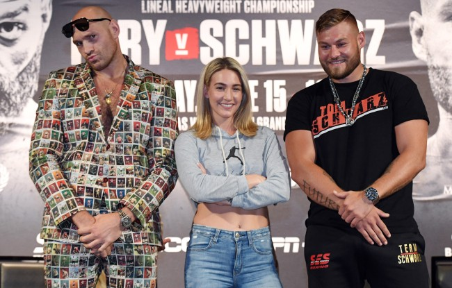 Undefeated Mikaela Mayer Says Shes The Ronda Rousey Of Womens Boxing