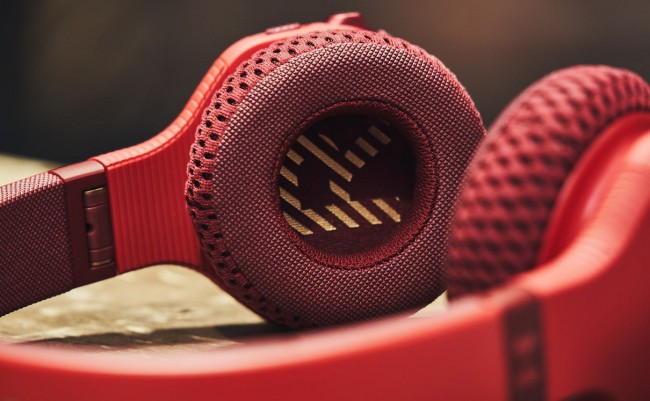 Under Armour Project Rock Shoes Headphones