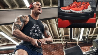 Heads Up! Under Armour Just Dropped New 'Project Rock' Gear Including Some Sick New PR2 HOVR Training Shoes