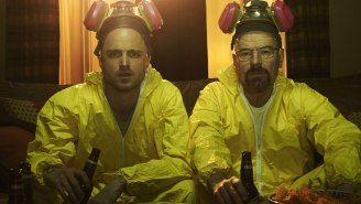 Bryan Cranston And Aaron Paul Just Dropped The First 'Breaking Bad' Movie Teaser