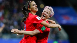 People Are Actually Butthurt About The U.S. Celebrating Every Goal In Their Historic 13-0 Rout Against Thailand In The World Cup