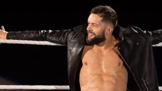 WWE Champion Finn Balor Drunkenly Revealed He's Dating Fox Sports Reporter Veronica Rodriguez