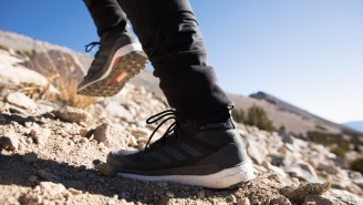adidas Outdoors Is Blazing New Trails With Durable Hiking Shoes That Conquer Any Terrain In Your Path