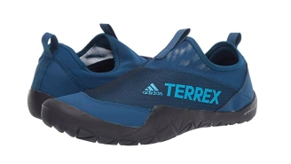 The adidas Outdoor Terrex CC Jawpaw II Slip-On Bring A Unique Style And Comfort To The Great Outdoors