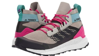 The adidas Outdoor Terrex Free Hiker Have Everything You Need To Be The King Of The Trails This Summer