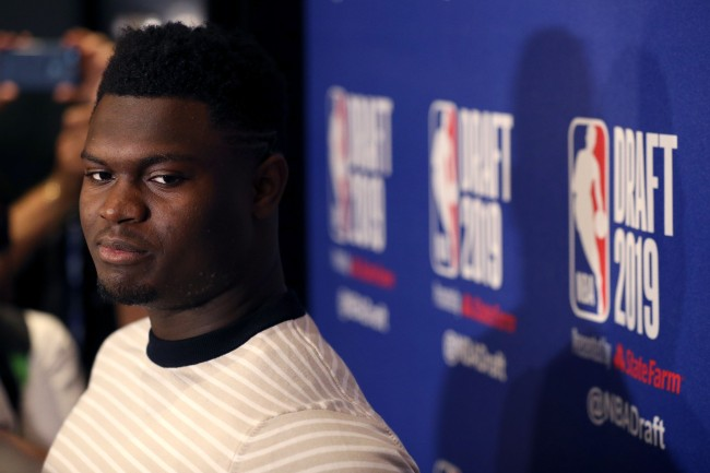 Zion Williamson's high school coach describes how freakishly athletic he is at every sport
