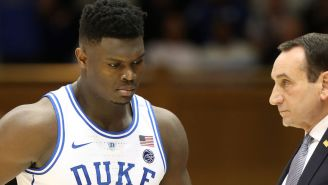 Zion Williamson's Former Agent Alleges He Received 'Money, Benefits, And Favors' To Attend Duke