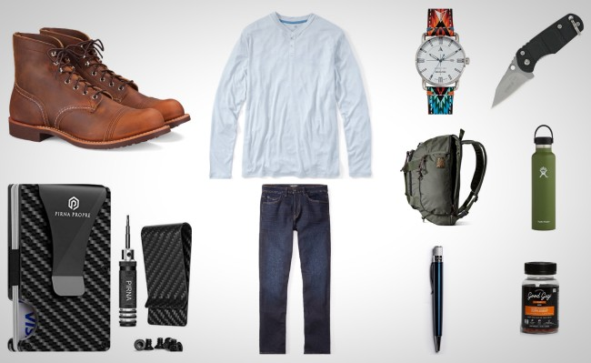 10 everyday carry gear must haves