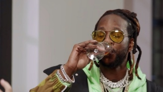 2 Chainz Gets To Drink $450K Tequila And I Didn't Know It Was Possible To Be This Jealous