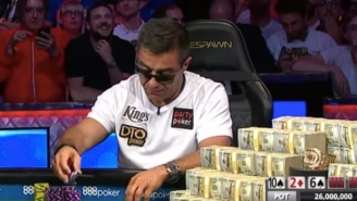 Here's The Suspenseful Final Hand That Won 2019 WSOP Main Event Champ Hossein Ensan Wins $10 MILLION And Gold Bracelet