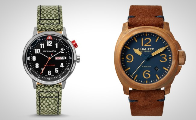 five stylish unique watches for guys