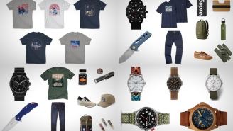 50 'Things We Want' This Week: Limited-Edition Moon Landing Tees, Double Cask Tequila, And More