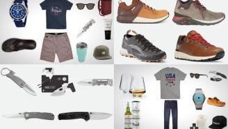50 'Things We Want' This Week: Pocket Knives, Single Malt, Hiking Gear, And More