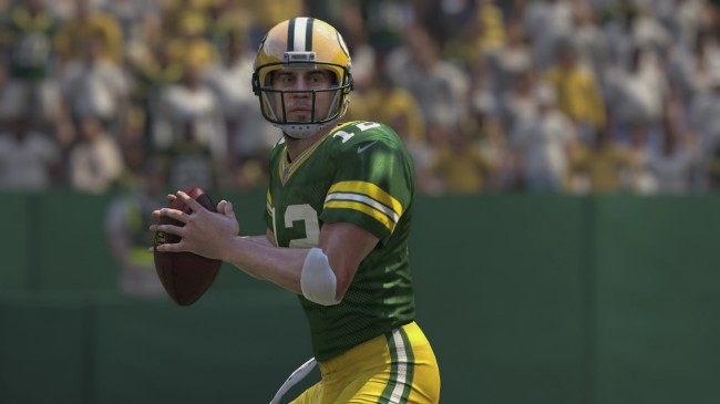 A Madden 20 designer explains Aaron Rodgers' rating in this year's game