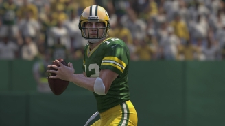 A 'Madden NFL 20′ Designer Describes Why Aaron Rodgers' Rating Has Fallen So Much Since Last Year