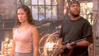 Ice Cube Says The Animatronic Snake From The 1997 Classic 'Anaconda' Almost Killed J. Lo
