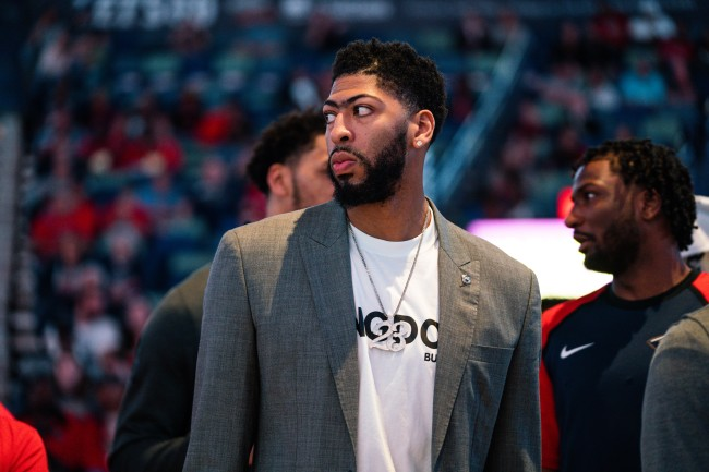 Anthony Davis explains his reasons why he wanted to join LeBron James and the Los Angeles Lakers