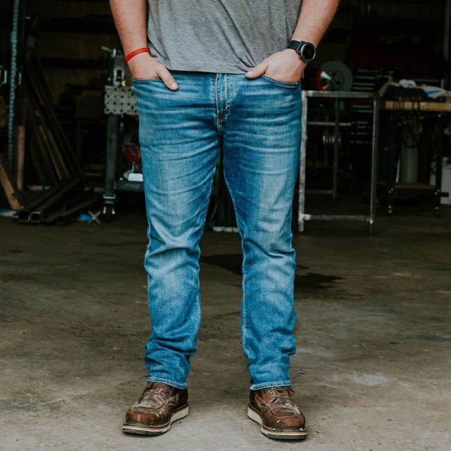 Automatic Denim from Revtown Jeans