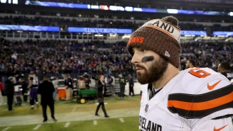 Former No. 2 Overall Pick Ryan Leaf Gives Some Honest Advice To Baker Mayfield That's Actually Pretty Legit