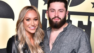 Baker Mayfield Married Girlfriend Emily Wilkinson: Wedding Pics, First Video As Husband And Wife