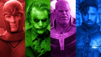 The Top 10 Villains In Comic Book Movie History