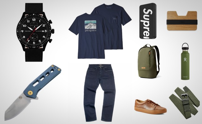 best everyday carry gear mid summer