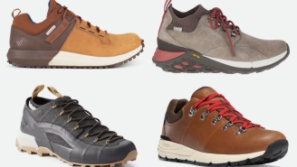 4 Pairs Of Badass Hiking Shoes For Under $180