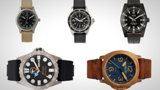 5 Badass Watches For Men You Can Treat Yourself To Right Now