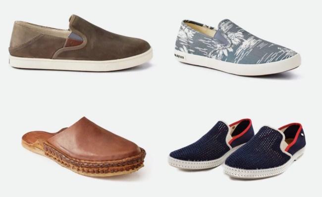 best slip on shoes for men