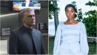 So, 'Bond 25' Had A Hell Of A Weekend, Huh?