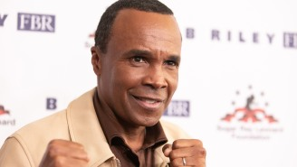 Take A Look Inside The Massive Mansion Boxing Legend Sugar Ray Leonard Is Selling For $52 Million