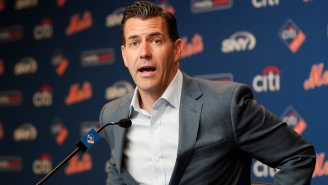 On Today's Edition Of LOL Mets: The GM Is Now Throwing Chairs