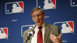 Former MLB Commissioner Bud Selig Shares Story That Makes Him Sound Like Barry Bonds' Least Favorite Fan