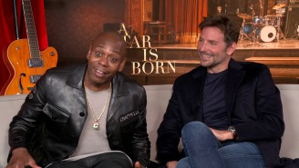 Dave Chappelle Says He Met Bradley Cooper — Who Called Him 'Every Two Days' — Through Kanye West
