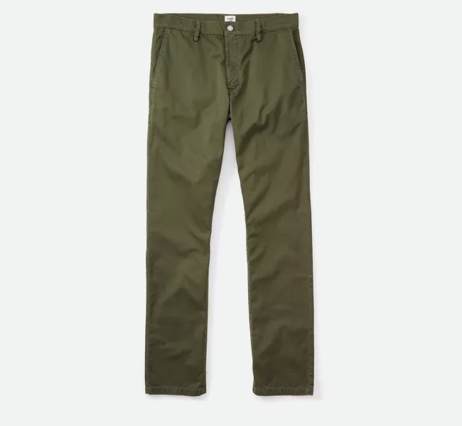 Cool Chinos from Flint & Tinder